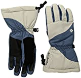 Columbia Women's Tumalo Mountain Gloves, Light Cloud/Mountain, X-Large