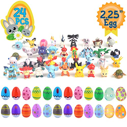 Playoly Party Favor Supplies 24 Toy Filled 2.25