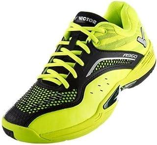 Victor Chaussures de Badminton pour Homme Vert Neongrün/Schwarz