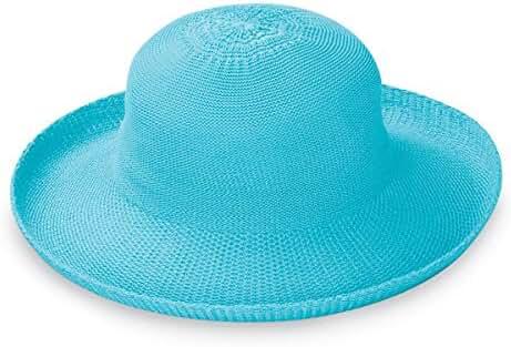Wallaroo Hat Company Women's Victoria Straw Hat