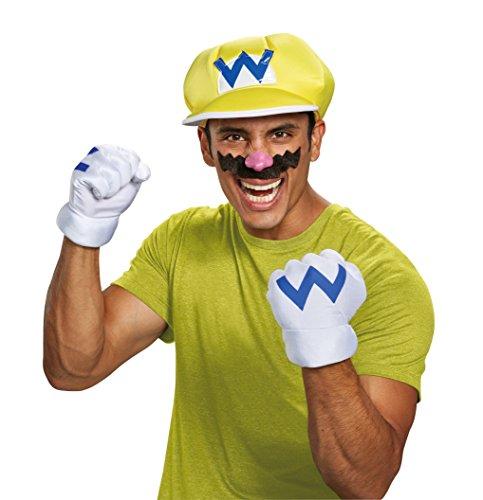 Wario Super Mario Bros. Nintendo Child Costume Kit - http://coolthings.us