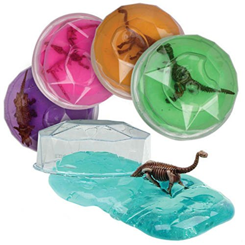 Dino Dig putty sensory toys adhd autism asd tactile occupational therapy Autism Awareness from Unbranded