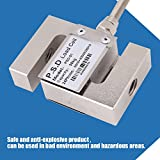 Load Cell Weight Sensor PSD-S1 S Type Load Sensor for Electronic Kitchen Scale, 50/100/ 300/2000 KG(50kg)