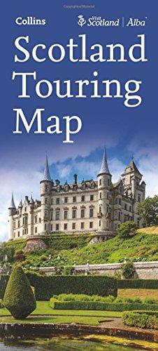Scotland Touring Map|-|0008183694