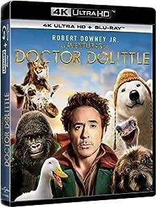 Las aventuras del Doctor Dolittle (4K UHD + BD) [Blu-ray]