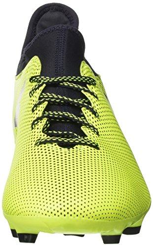 Adidas X Homme Chaussures Ink Yellow legend Fg De 17 3 solar legend Multicolore Football rTndrUq