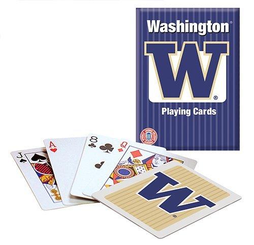 Washington Playing Cards (Logo Playing Cards)