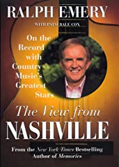 The host of Nashville Now shares a collection of anecdotes and reminiscences about some of country music's greatest stars, including Conway Twitty, Loretta Lynn, Brenda Lee, Dolly Parton, Travis Tritt, Vince Gill, and many others. 60,000 firs...