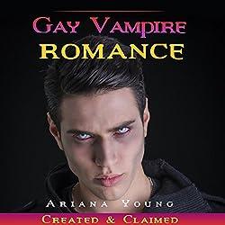Created & Claimed: Gay Vampire Romance