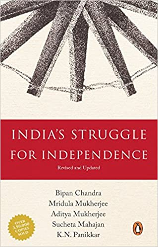India's Struggle for Independence Bipin Chandra