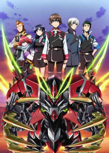 Animation - Valvrave The Liberator 2Nd Season 6 [Japan DVD] ANSB-9065
