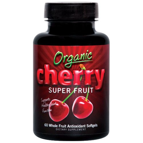 Sport Organic Research cerise fruit superbe, 60-Count