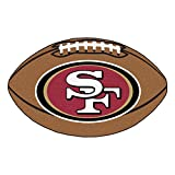 Fanmats Football Football Rug