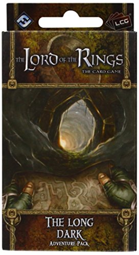 Lord of the Rings LCG: The Long Dark - Risk Board Game Lord Of The Rings