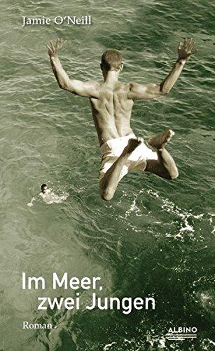 Im Meer, zwei Jungen