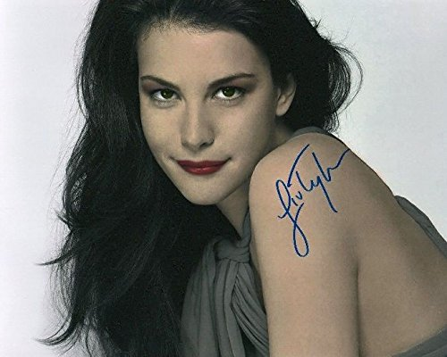 Photo Liv Tyler Signed Autographed 8 x ()
