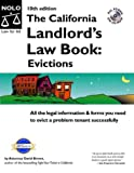 The California Landlord's Law Book, David Brown, 0873379322