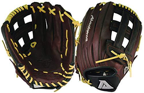 超話題新作 Akadema Prodigy Akadema Series Baseball Outfielders Outfielders Gloves, Brown/Black Hand/Sandstone, Left Hand B01BO6FZ4O, ミハルマチ:2f69d8db --- svecha37.ru