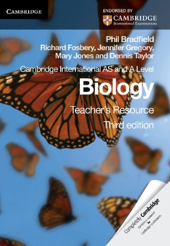 Cambridge International AS and A Level Biology Teacher's Resource CD-ROM (Cambridge International Examinations)