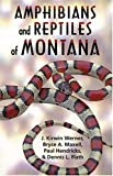 img - for Amphibians and Reptiles of Montana book / textbook / text book
