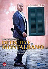 IN ITALIAN WITH ENGLISH SUBTITLES  Murder, betrayal, office politics, temptation... it's all in a day's work for Detective Salvo Montalbano. With intuition and a cadre of police officers, Montalbano solves crimes in the fictional small city o...