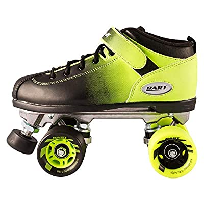 Riedell Skates - Dart Ombré - Quad Roller Speed Skate : Sports & Outdoors