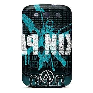 CristinaKlengenberg Samsung Galaxy S3 Protector Hard Phone Cover Provide Private Custom Attractive Linkin Park Pattern [RkA18000pzlD]