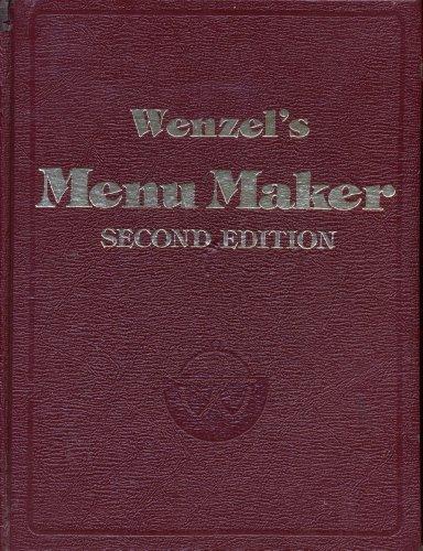 wenzels-menu-maker