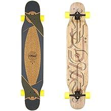 Loaded Boards Tarab Bamboo Longboard Skateboard Complete