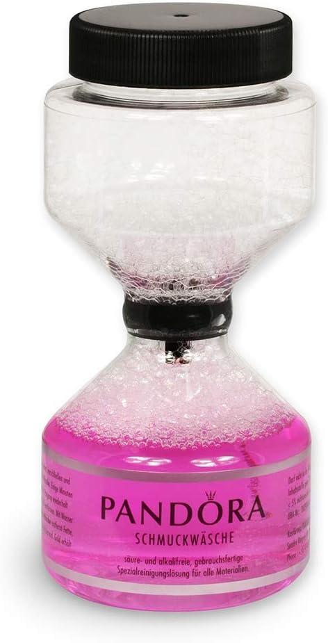 PANDORA Limpiador de Joyas 0201, 200ml, Color Rosa