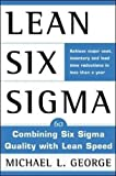 Lean Six Sigma 1st Edition
