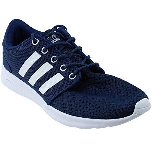 adidas Womens Cloudfoam Qt Racer W Running Shoe