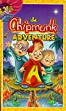 The Chipmunk Adventure VHS Tape