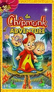 Amazon Com The Chipmunk Adventure Vhs Ross Bagdasarian