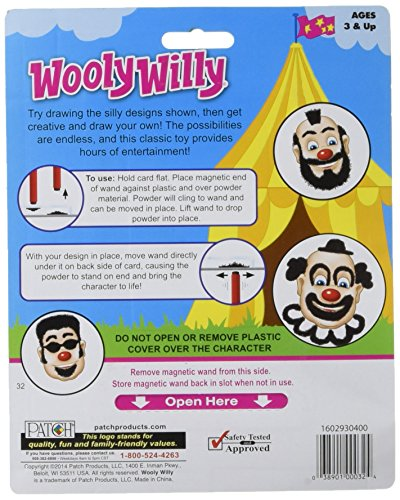Magnetic Personalities - Wooly Willy