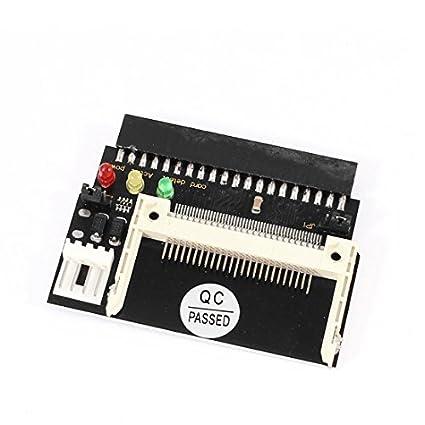 Amazon.com: eDealMax Compact Flash CF a IDE 40Pin Mujer 3.5 ...