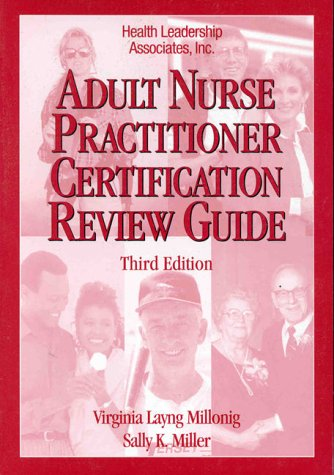 Adult Nurse Practitioner Certification Review Guide (Family Nurse Practitioner Set)