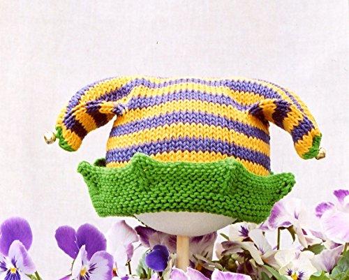 Jester Hat - Cabin Fever Knitting Pattern #104