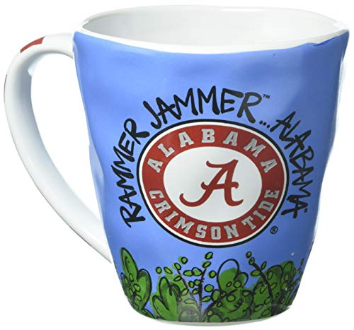 Collegiate Spirit Mug (Alabama Crimson - Mug Alabama