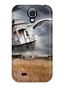 Herbert Mejia's Shop 6576140K62914231 Special Skin Case Cover For Galaxy S4, Popular Artistic Phone Case