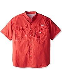 Men's Bonehead Short-Sleeve Work Shirt