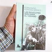 Las bicicletas son para el verano (Contemporánea): Amazon.es: Fernando Fernán-Gómez