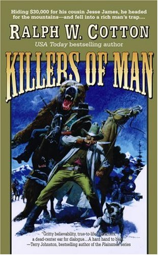 book cover of Killers of Man