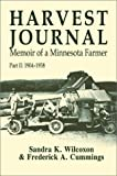 Harvest Journal, Sandra K. Wilcoxon and Frederick A. Cummings, 1587361124