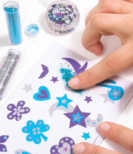 Style Me Up Glitter Powder Tattoos by Style Me Up (Image #1)