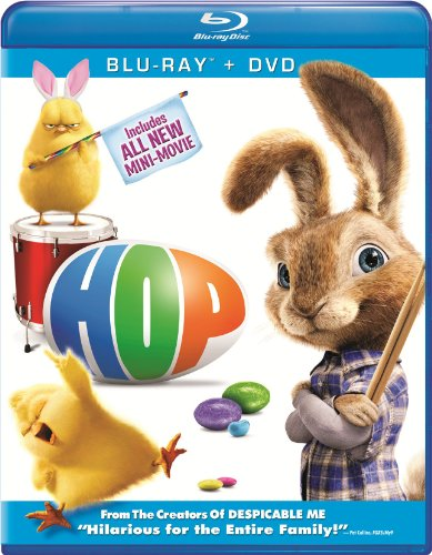 Hop on Blu-ray + DVD + Digital HD edition