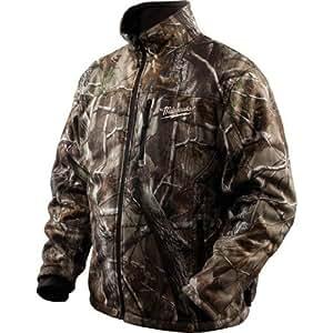 Milwaukee 2333-S M12 12-Volt RealTree AP Heated Jacket, Small