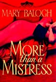 More Than a Mistress, Mary Balogh, 0385335318