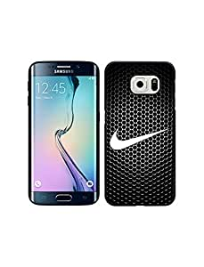 Samsung Galaxy S6 Edge Retro And vintage Fundas Case Scratch Resistance Nike Just Do it Logo Theme Fundas Case for Samsung Galaxy S6 Edge
