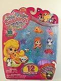 Splashlings 12 Pack ~ Mermaid & Friends ~ Wave 1 ~ Style 2